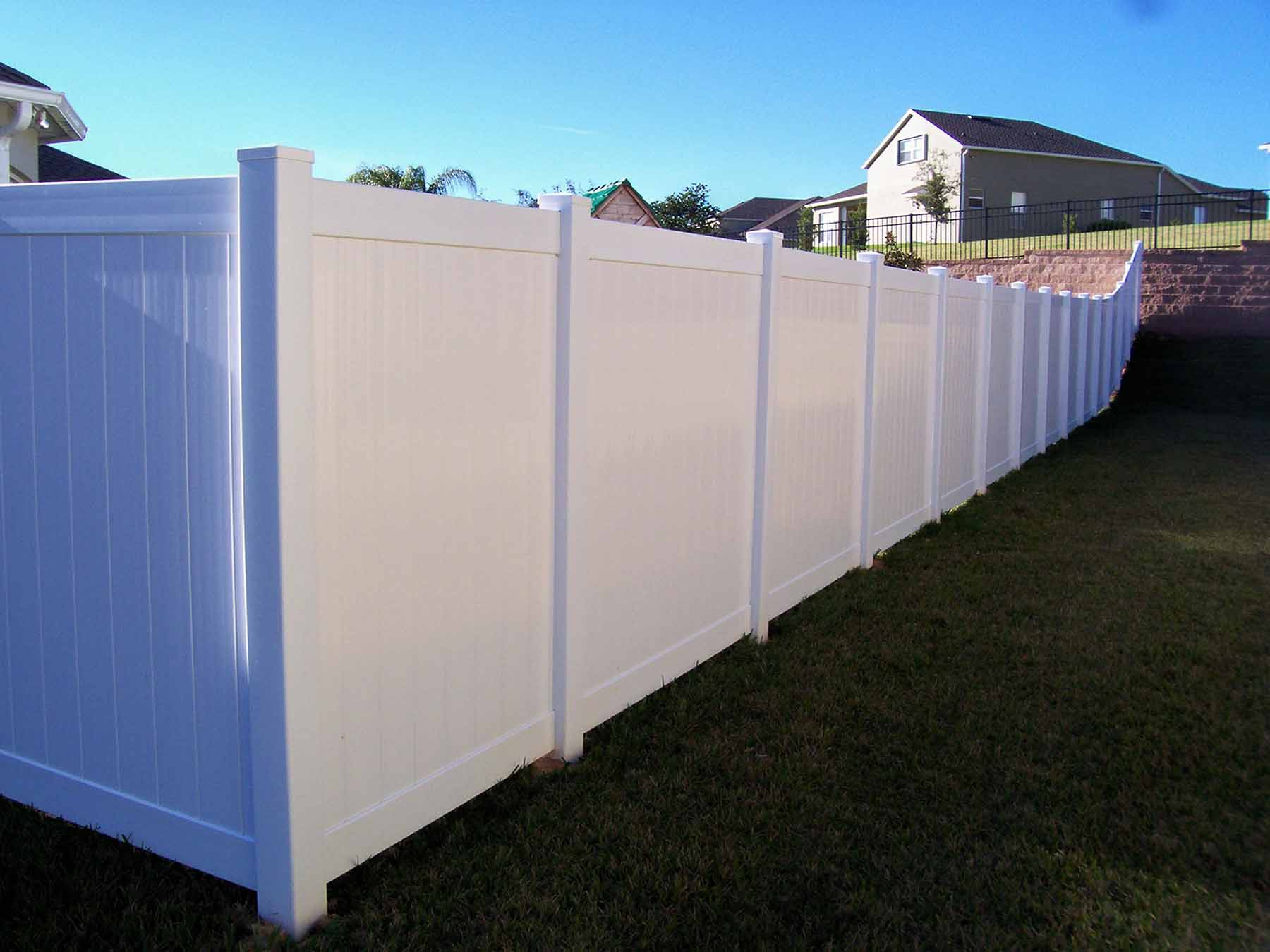 Yard Works Fence Installation